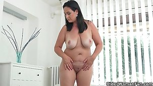 Pulsate be expeditious for Euro milfs part 4