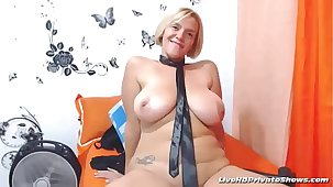 Busty Mature Anal Copulation - Fastening 1
