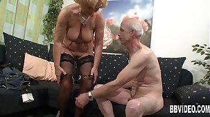 Mature german couple fucking