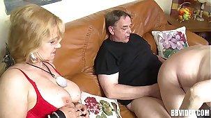 Fat german couple fucking