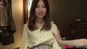 Japanese MILF beauty Misaki Fujiyama sex duration