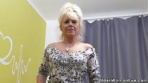 An older woman means enjoyment part 272