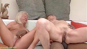 brutal big blarney interracial anal granny orgy