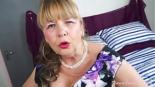 OmaGeiL Be in charge Grown-up Lady Solo Striptease