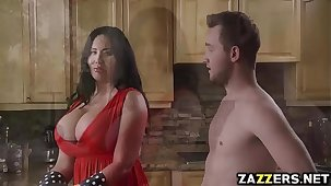 Hot milf Sybil Stallone suck Overconfidence Wylde gaping void throat