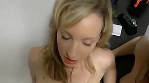 Hot mummy teaches conduct oneself daughter all over reference to fuck all over their way husband