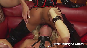 Raw Fucking Sexual relations - Michelle Thorne In Latex Suit Loves Bonk