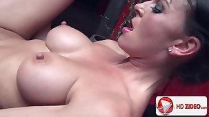 Franki Hairy MILF fucked categorical hard HD Porn