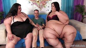 Super Tanker threesome