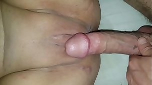 Young milf squirting