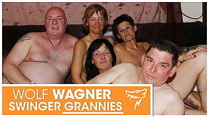 Ugly matured swingers take a crack at a fuck fest! Wolfwagner.com