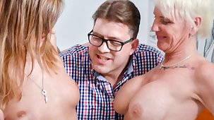 AmateurEuro -Hiltrude & Liss Longlegs Take a crack at Fast Sexual intercourse With Neighbor