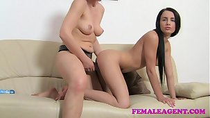 FemaleAgent HD Gymnast alterable fuck